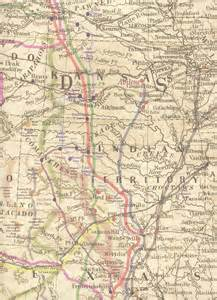 lonesome dove map related keywords lonesome dove map