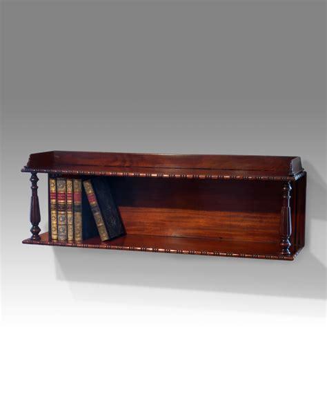 antique wall shelf mahogany shelves wall shelves uk