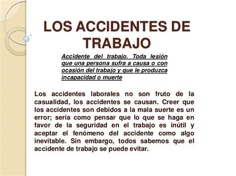calculo de la incapacidad por accidente de trabajo los accidentes de trabajo