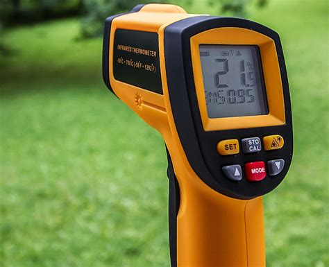 Infrared Thermometer Gun infrared thermometer