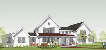 Ordinary Floorplans For Homes #6: Afton+farmhouse+front+img.jpg