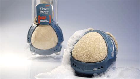 Dove Care Shower Tool by Prime Studio New York New York Industrial Design