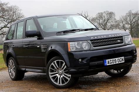 buying a used range rover sport land rover range rover sport estate 2005 2013 features