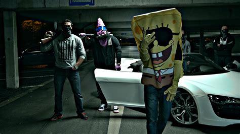 Banner Spongeboob Ii spongebozz no cooperacion con la policia official