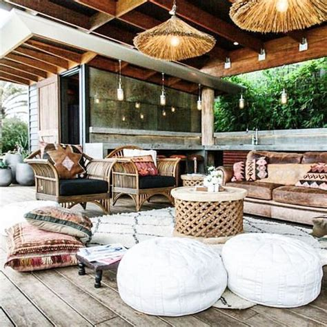 how to decorate a house on a low budget easy bohemian lifestyle in house garden how to create