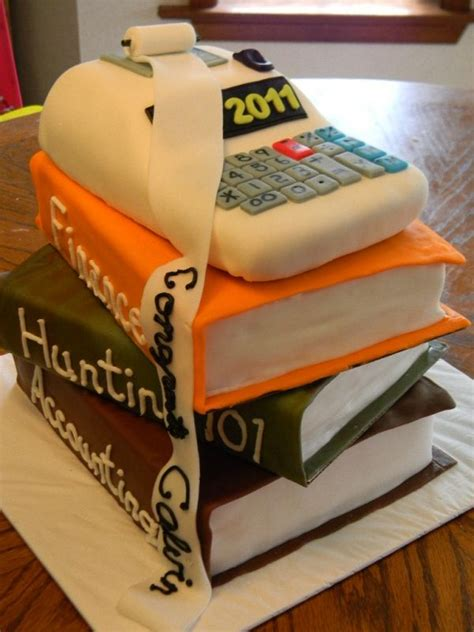 Mba Graduation Cake by 17 Best Images About Accountant And Finance Majors