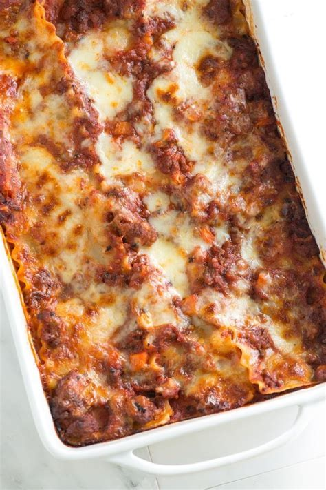 Lasagna Recipe Cottage Cheese Ricotta by 17 Best Ideas About Lasagna With Ricotta On