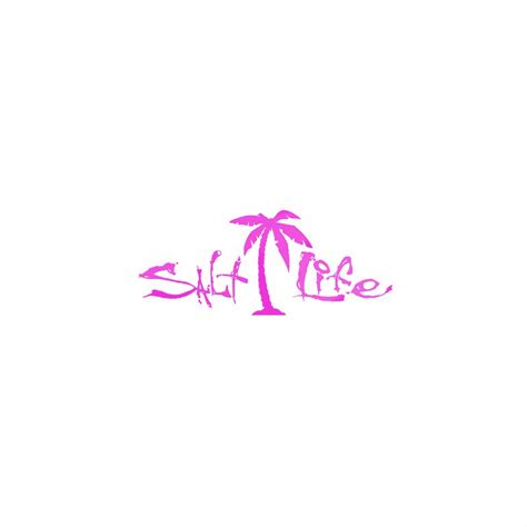 salt decal salt signature palm tree decals