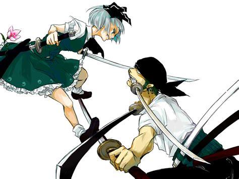 Kaos One Luffy Sword cross image 306987 zerochan anime image board