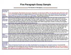 Essay Topics For Grade 5 by 5 Paragraph Essay Ideas 4th Grade Articleeducation X Fc2