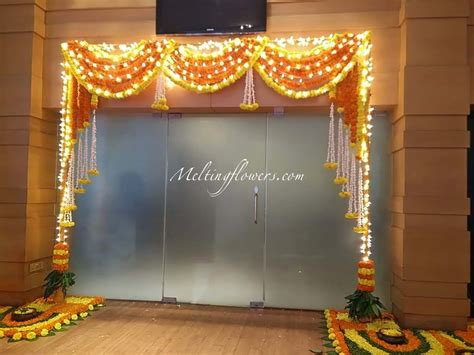 Wedding Gate Banner by Wedding Decoration Pictures Flower Decoration For