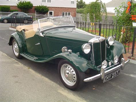 1951 mg td information and photos momentcar