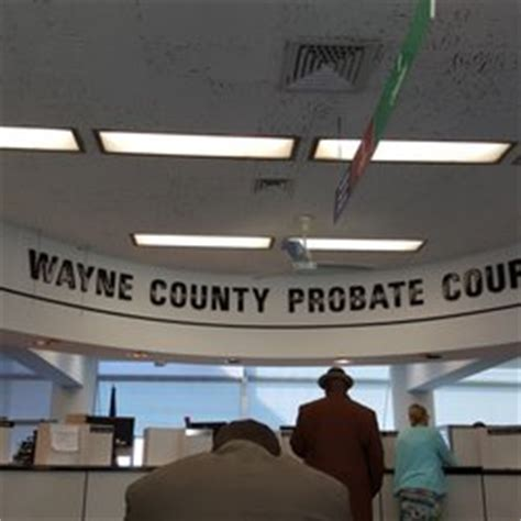 Wayne County Michigan Court Search Wayne County Probate Court Courthouses 2 Ave