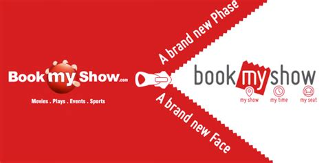 bookmyshow face a new face a new phase