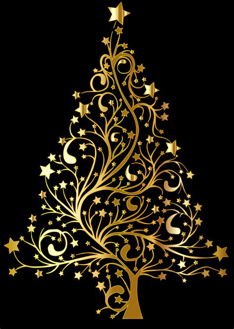 gold christmas tree www pixshark com images galleries