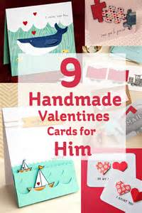 9 handmade valentines cards for him hobbycraft