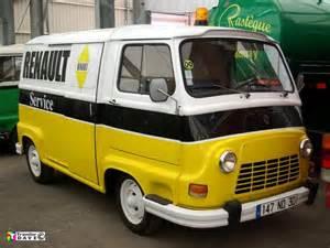 Renault Services Has Anyone Got Or Driven A Renault Estafette Retro Rides