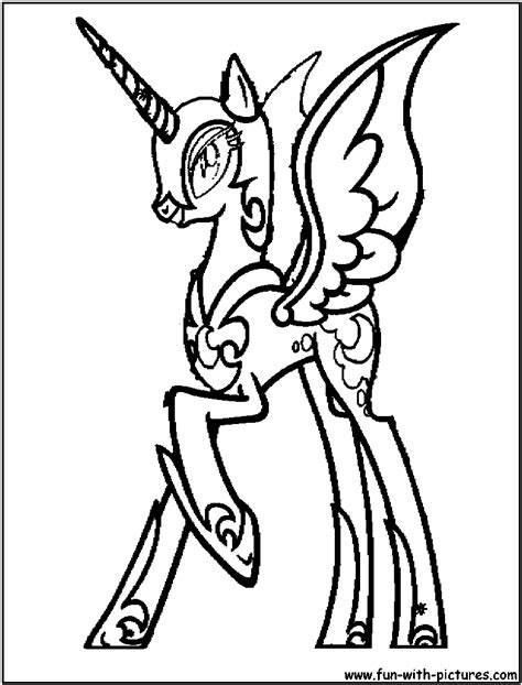 coloring page nightmare moon mylittlepony coloring pages free printable colouring