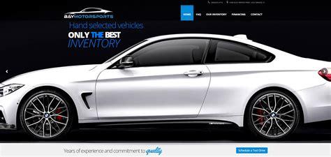 pensacola motor sports bay motor sports ditibit website design seo