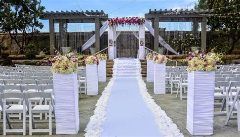low cost weddings in southern california the vineyards venue simi valley ca weddingwire