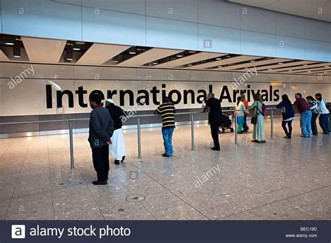 Waiting Intl waiting for international arrivals heathrow airport