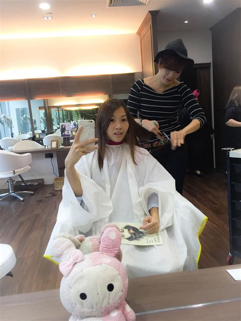 Japanese Hair Dresser by Japanese Hair Salon Le Blanc By Mashu Miss Bento