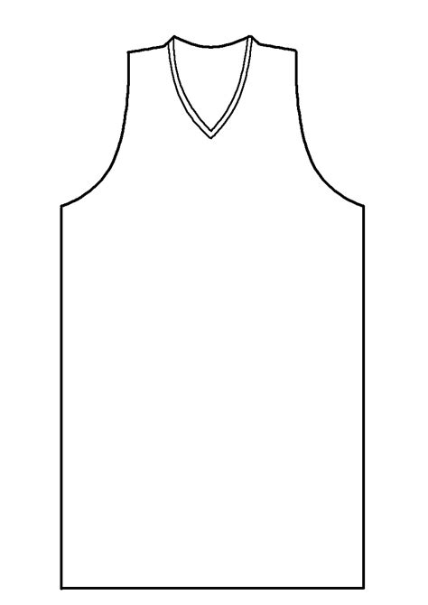 Basketball Jersey Template Printable Basketball Jersey Template Photoshop