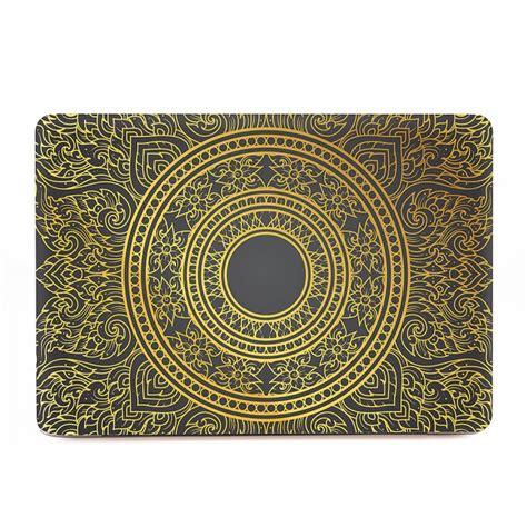 Laptop Aufkleber Gold by Thai Art Element Traditional Gold 1 Macbook Skin Aufkleber