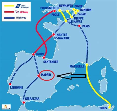 boat transport uk to spain from the uk to spain by ferry my next travel plan keep