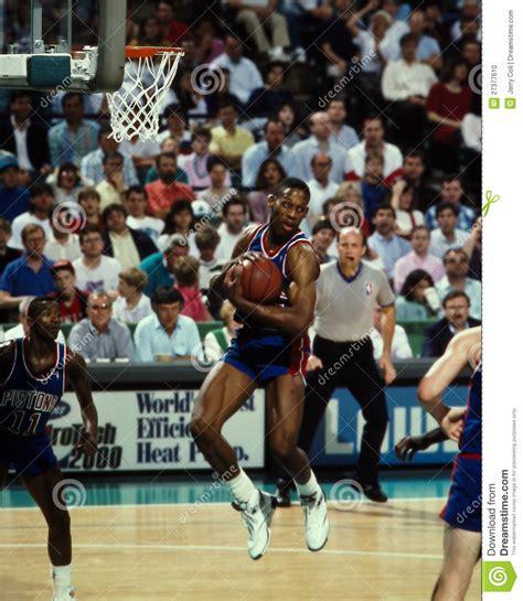 Chicago Floor Plans by Dennis Rodman Detroit Pistons Editorial Image Image