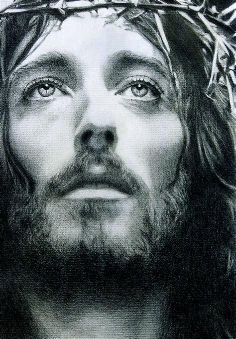 image of christ atonement jesus christ portrait by noel cruz by noeling