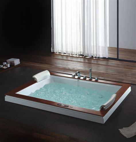 vasca da bagno interrata come scegliere la vasca idromassaggio