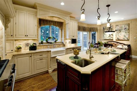 Traditional Kitchen Design Traditional Kitchen Interior Design Ideas