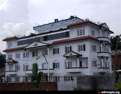Mba Colleges In Kathmandu by Everest Engineering Management College Kathmandu