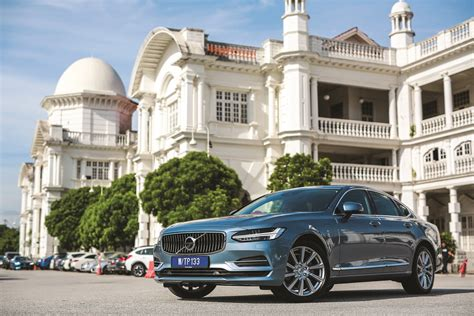 S90 T8 Review by Disposition Volvo S90 T8 Review Options The Edge