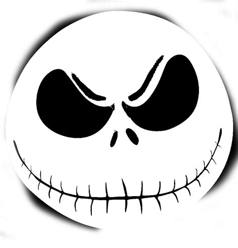 pumpkin carving templates skellington stencil patterns smiling skull pumpkin carving pattern