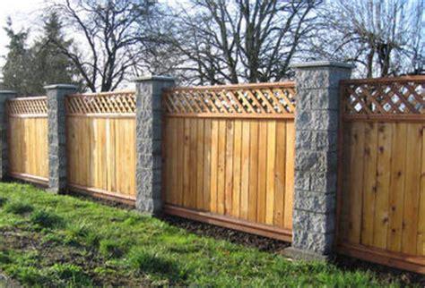 lattice top fence | pre assembled fence panels & gates