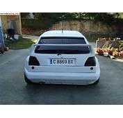Volkswagen Golf MK2 GTI 16v  Ofertas Veh&237culos De Calle
