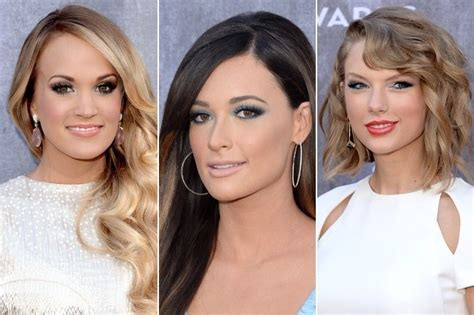 carrie underwood just stand up mp vote who had the best beauty look at the american country