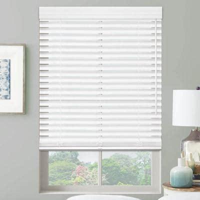 premier 2� cordless faux wood blinds from selectblindscom