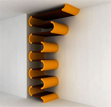 coole regale 33 creative bookshelf designs bored panda