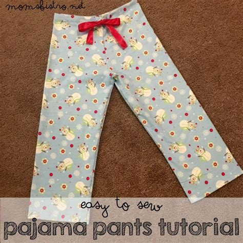 christmas pattern trousers looking for a great diy gift for grandparents make these