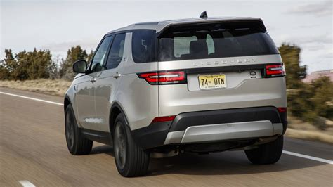 2017 land rover discovery sport trunk 2017 land rover discovery road test with photos specs