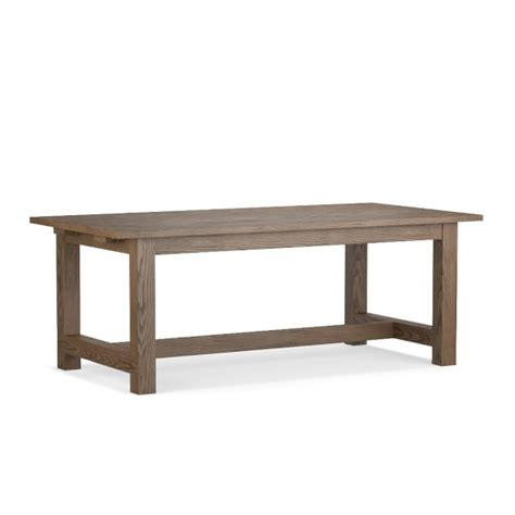 belgian extendable dining table williams sonoma
