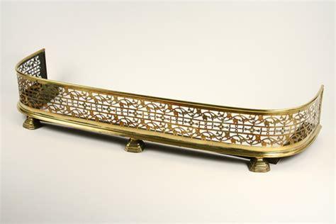 Brass Fender Fireplace by Fireplace Fender Federal Period Brass Fireplace 1812430