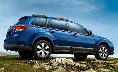 subaru outback history photos on better parts ltd