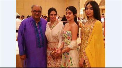 sridevi full name national awards 2018 sridevi s daughters janhvi khushi
