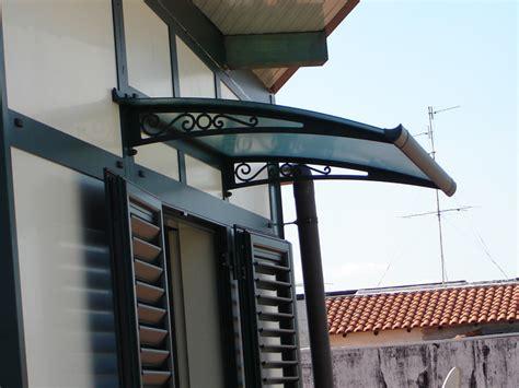 tettoie per portoni esterni pensiline celi serramenti catania