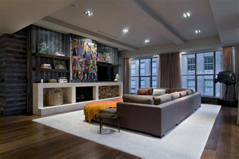 Apartment Studio paul davis new york tribeca loft