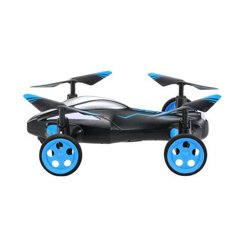 Drone Ground Air Jjrc H23 6 Axis Gyrobest Dual Mode blau jjrc h23 air ground flying car 2 4g 4ch 6 axis gyro